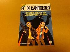 STRIP / F.C. DE KAMPIOENEN 78: DOKTER JEKYLL EN MISTER VERTONGEN | 1ste druk