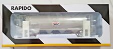 RAPIDO 1/87 HO PROCOR ( UNPX ) 3800 CU. FT. CYLINDRICAL HOPPER  RD # 121499 F/S