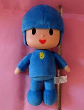 "Pocoyo Soft Plush Stuffed Doll Kids Gift Toy Doll Blue 10"""