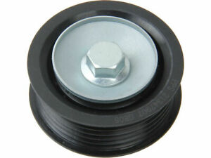For 1999-2009 Saab 95 Accessory Belt Idler Pulley Upper 36159BS 2000 2001 2002