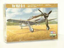 HOBBY BOSS #81702 1/48  WW2 GERMAN Ta 152 C-1 FIGHTER/INTERCEPTOR OPEN F/SI