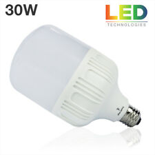 E26 30W 6000K LED Light Photo Studio Bulb Photography Daylight White Light Lamp