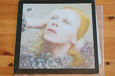 David Hunky Dory EMI Label Brazil Import LP 15Track EX SLV:VG 7918431 1990