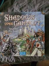 Shadows Over Camelot Board Game - Excellent Condition! Never used, unsealed
