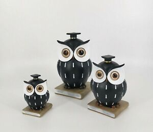 Graduation Owls _Home Decor Gifts- Sculptures , Figurines & Statues