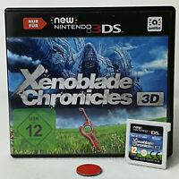 Xenoblade Chronicles 3D | Nintendo 3DS | New 3DS |XL | 2DS | in OVP Neuwertig