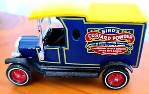 1915 Ford Model T - Bird's Custard (Y-12) from Matchbox's Models of Yesteryear