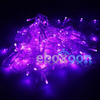 20/40/80/100/200/300/400 LED Waterproof Xmas Wedding Party Fairy String Lights