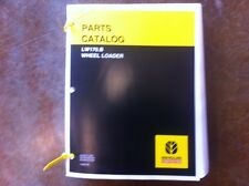 New Holland Wheel Loader LW170.B Complete Parts Manual