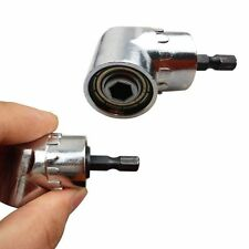 105° Right Angle Head  Screw  Driver 1/4 Hex Shank For Power Drill Screwdriver