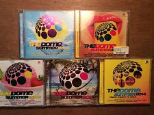 5x The Dome Summer 2004 2005 2009 2011 2014 [10 CD]  Cro Alle Farben Kiesza