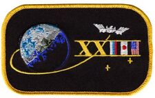 "NASA PATCH vtg International SPACE STATION Expedition 23 4.5 x 2.75"" AB Emblem"