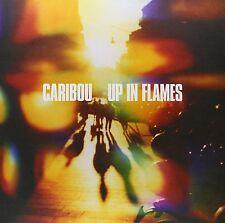 Caribou Up in Flames Vinyl LP Record & bonus cd! aka Dan Snaith Manitoba NEW!!!+