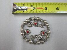 Costume Jewelry Charm Bracelet # 6