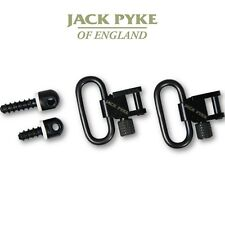 JACK PYKE SWIVEL & SCREW SET QUICK RELEASE HUNTING SHOOTING GUN RIFLE SLING