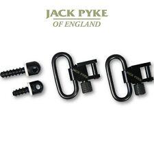 JACK PYKE SWIVEL & SCREW SET HUTING SHOOTING AIR GUN RIFLE SLING