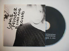 SOPHIE HUNGER : ROUND AND ROUND ♦ CD SINGLE PORT GRATUIT ♦