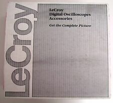 NEW!! LeCroy PP066 Passive Probe 7.5 GHz INCLUDING SMA to BNC ADAPTER - ONE UNIT