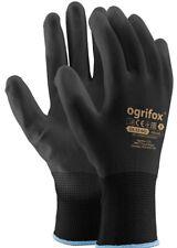 Arbeitshandschuhe 24 PAAR Montagehandschuhe Handschuhe PU Gr. 7-10  Garten