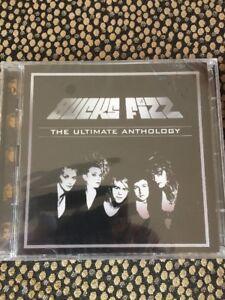 "Bucks Fizz - The Ultimate Anthology - 2 Cd - SINGLES, 12""s,RARE TRACKS )"