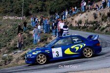 Colin McRae Subaru Impreza WRC 97 Winner Tour De Corse Rally 1997 Photograph 4