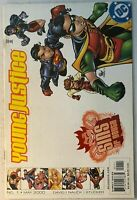 SINS OF YOUTH: YOUNG JUSTICE 1 / 7.0 VERY FINE / DC English 2000