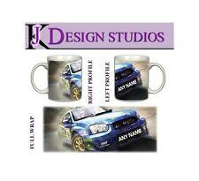 Subaru 3  Personalised Fan Mug