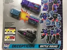 TRANSFORMERS Microcombiner - Decepticon- BATTLE SQUAD  *** NEW****