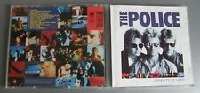 The POLICE (CD)  GREATEST HITS