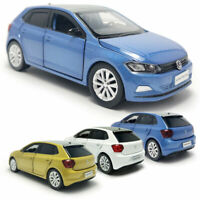 1:32 All New Polo Plus 2019 Die Cast Modellauto Auto Spielzeug Sammlung w/ Licht