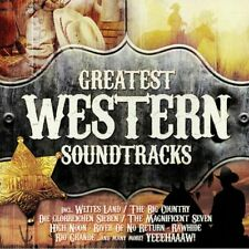 VARIOUS - Greatest Western Soundtracks (Soundtrack) - Vinyl (LP)