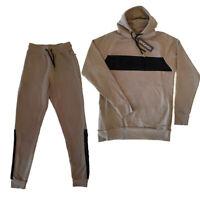Vanquish Herren Trainingsanzug Jogging-Anzug Sportanzug Fitness 2 Teiler M & XXL