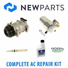GMC Savana 1500 2500 3500 99-02 Complete AC A/C Repair Kit With New Compressor