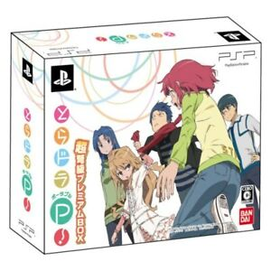 Game Japanese Premium Limited ToraDora Portable!PSP/Bandai Japan