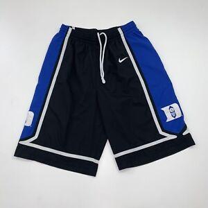 Nike Duke Blue Devils Basketball Shorts Size Medium NCAA