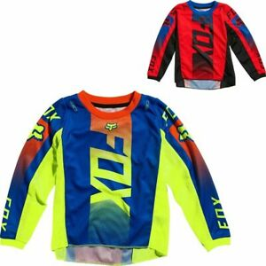 Fox Racing MX21 180 Oktiv Kids Off-Road Dirt Bike Motocross Jersey