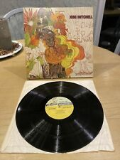 Joni Mitchell I Came To The City Vinyl Lp Reprise Steamboat