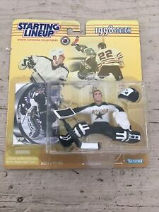 STARTING LINE UP 1998 EDITION BELFOUR HOCKEY PLAYER-NEW IN PACKAGE