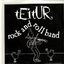 (EQ641) Teitur, Rock And Roll Band - 2013 DJ CD