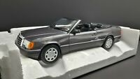 1/18 Diecast Norev 🇩🇪 1990 Mercedes-Benz 300 CE-24  * Diecast/Full Openings*