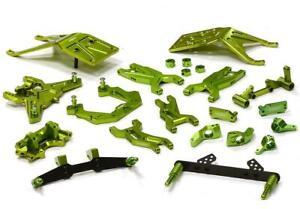 Billet Machined Complete Suspension Kit for Traxxas 1/10 Slash 2WD