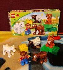 Lego Duplo - 5646 - Pépinière de la Ferme - Farm Nursery - Complet - Figurine
