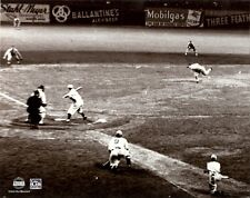 EBBETS FIELD 8x10 Vintage B&W Picture BROOKLYN DODGERS Baseball Stadium Photo NY