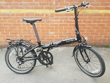 Dahon Vitesse D8 Folding Bike Commute Cycle Will Post or Collection M28