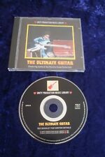CD.THE ULTIMATE GUITAR.MUSIC LIBRARY.UPM04