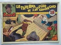 la taverna de l'allegro compagnozamboalbi fulmine vulcania341946 fumetti