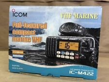Icom Ic-M422 Marine Radio Unit (Black)