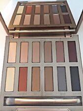 New URBAN DECAY Naked Ultimate Basics BEAUTY Eyeshadow Palette W/BRUSH