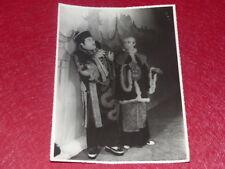 FONDS GERMAINE ROGER VINTAGE PHOTO LE PAYS DU SOURIRE F. LEHAR MICHEL DENS 1951