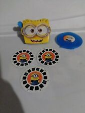 Minion Despicable Me View Master With 3 Reels Discs And Case T6